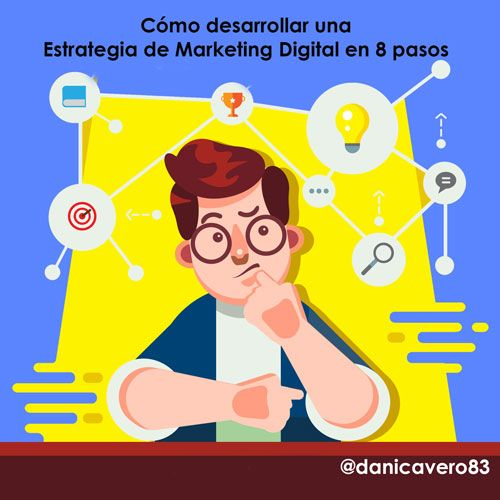 La Estrategia de Marketing Digital es un paso clave en todo Plan Social Media